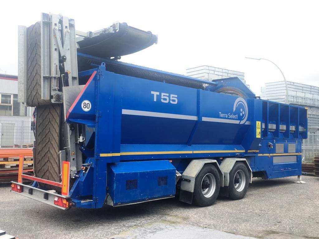 Terra Select T55 gebraucht bei Hilltrade, Porta WestfalicaTerra Select T55 gebraucht bei Hilltrade, Porta Westfalica